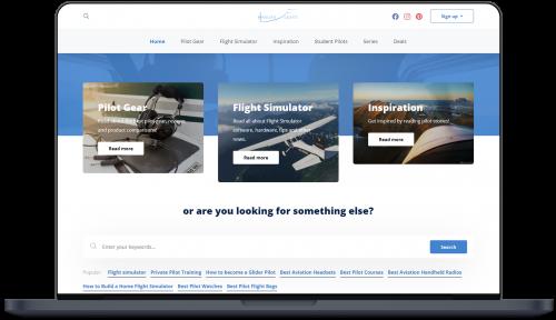 Hangar.Flights - Fly Media