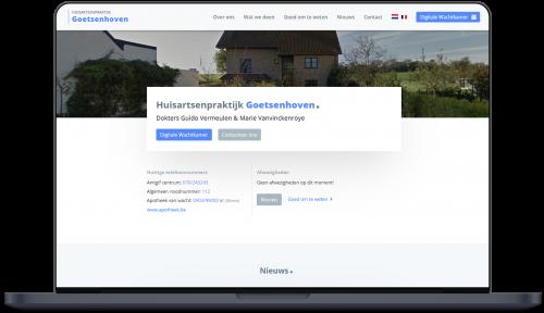 Huisartsenpraktijk Goetsenhoven - Fly Media