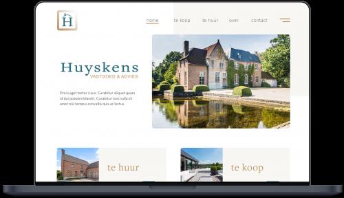 Huyskens Vastgoed & Advies - Fly Media