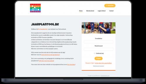 Jaarplantool - Fly Media