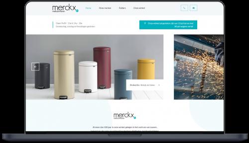 Merckx Metaalwaren - Fly Media