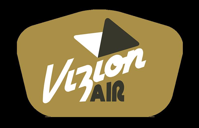 Vizion Air - Website door Fly Media